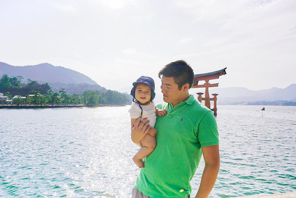 Why Japan is a great place to travel with your baby