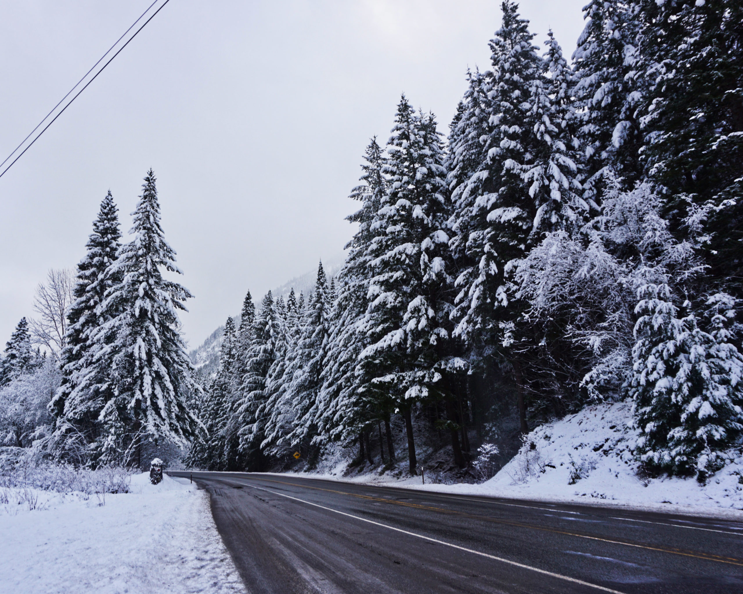 Day trip to Bavarian Christmasland from Seattle