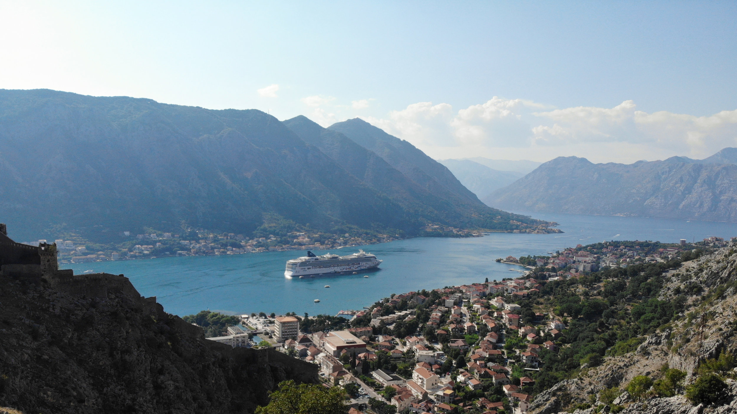 An afternoon in Kotor