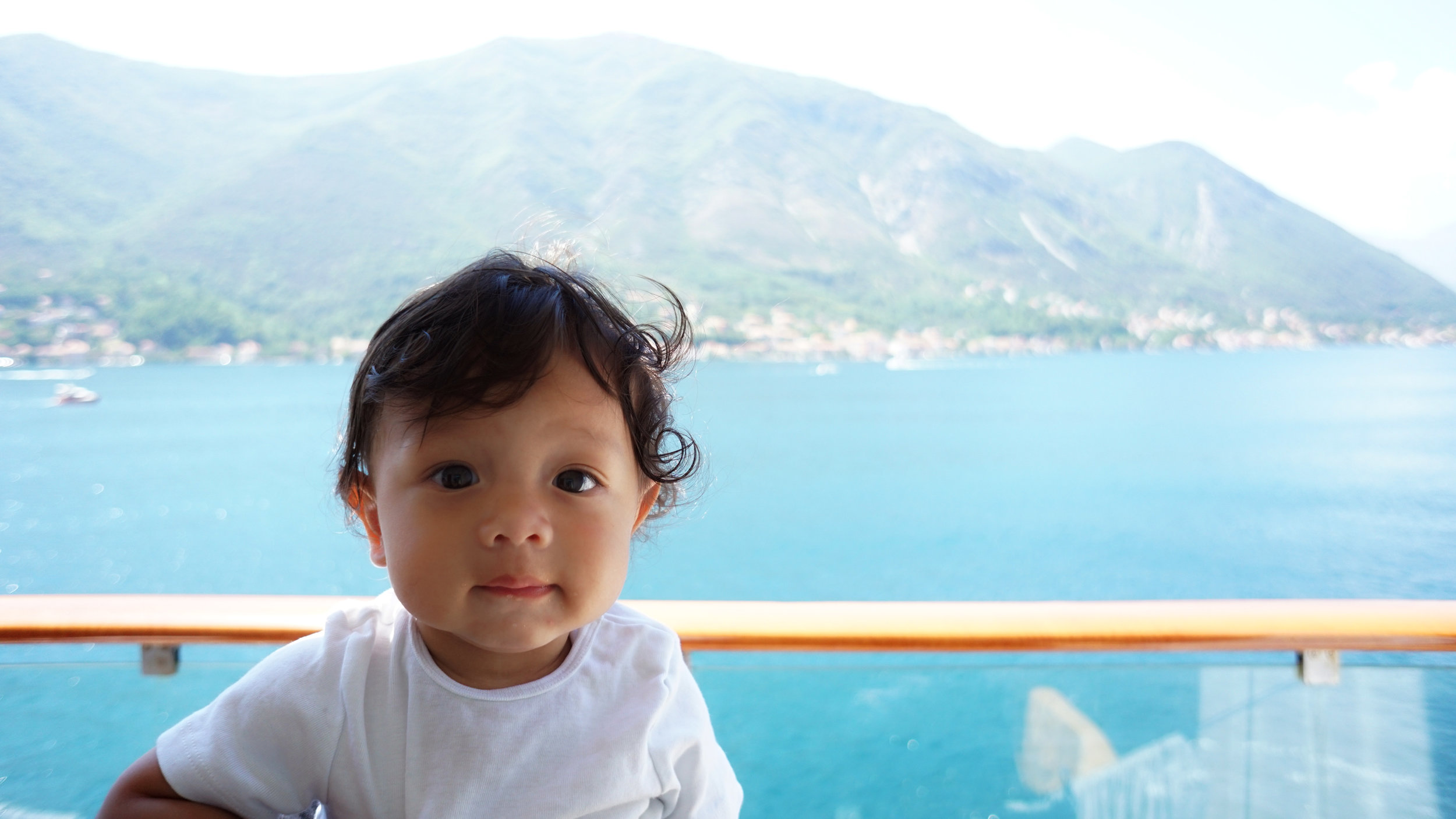 Quick tips: cruising with little ones