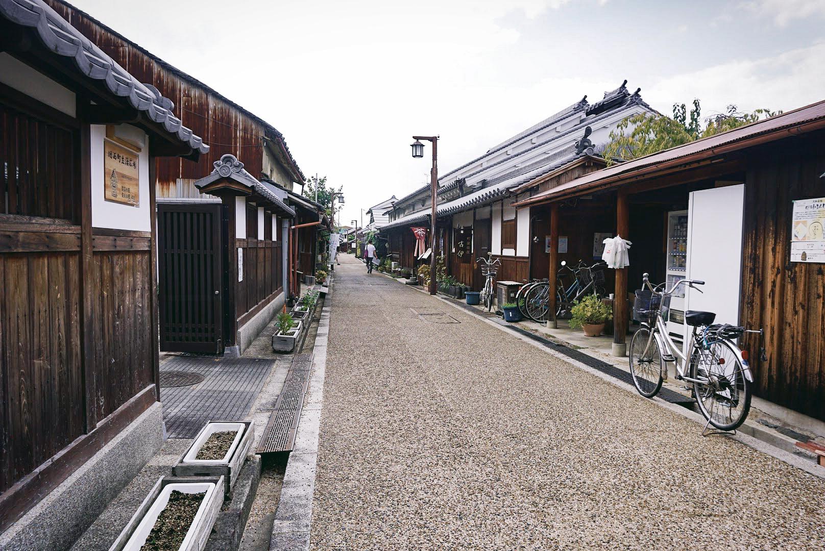 Exploring Imaicho, an Edo period town