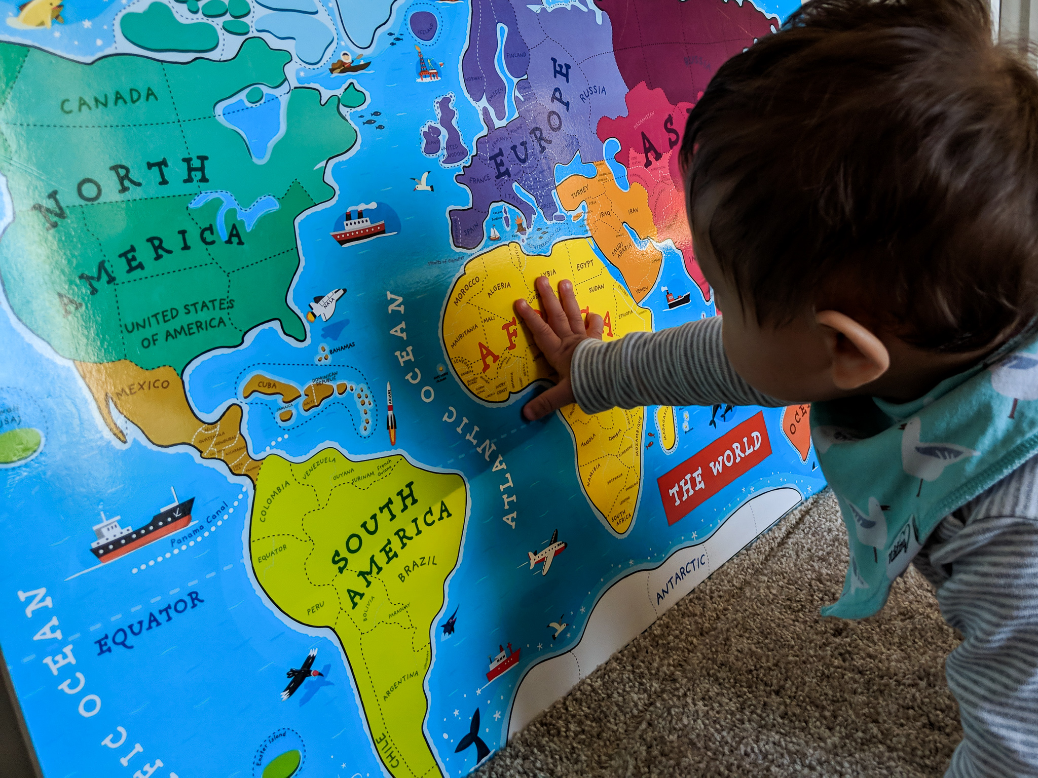 How to virtually travel with young kids during coronavirus quarantine