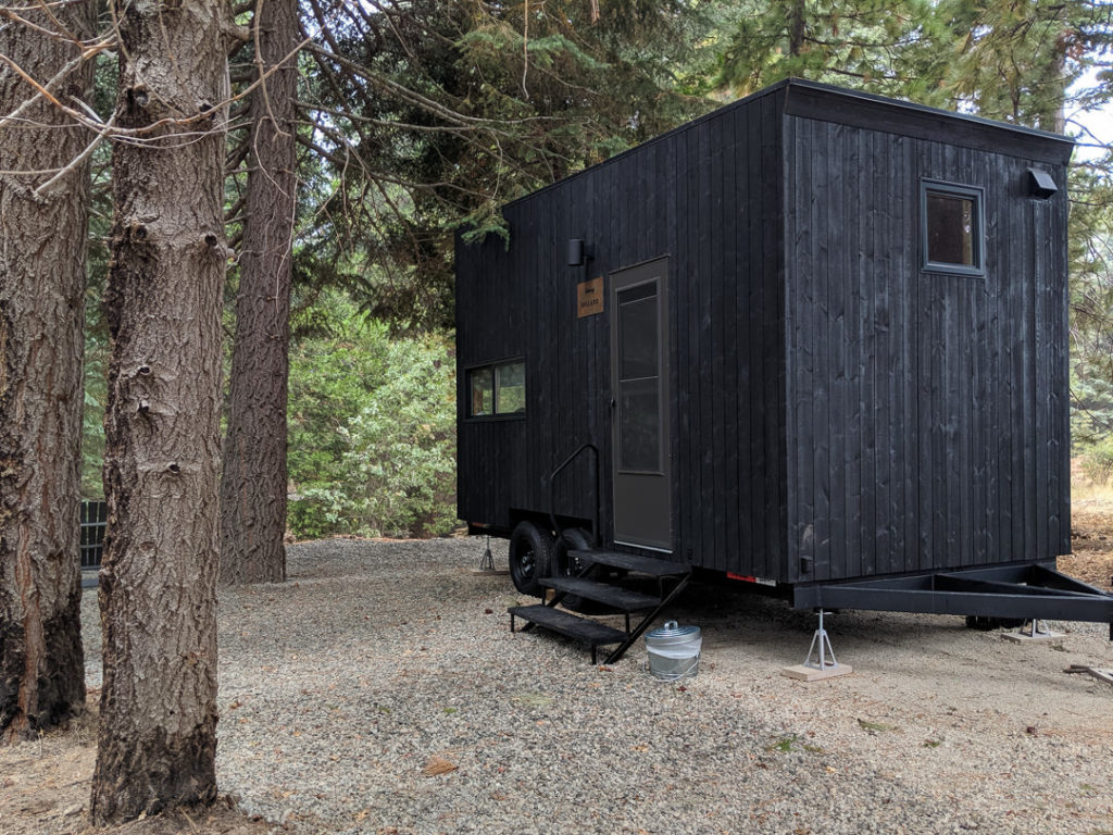 Glamping in CA woods - getaway social distancing  family vacation covid style